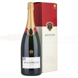 Bollinger Special Cuvee - Brut NV Champagne - 1.5 Litre Magnum