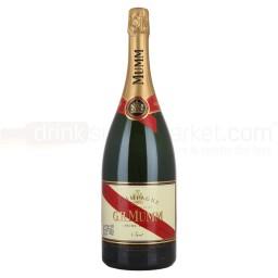 G.H Mumm Mumms - Cordon Rouge Brut NV Champagne - 1.5 Litre Magnum