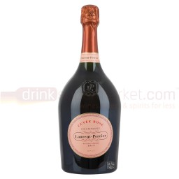 Laurent Perrier – Rose NV Champagne – 1.5 Litre Magnum