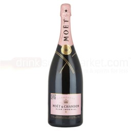 Moet & Chandon Imperial – Rose NV Champagne – 1.5 Litre Magnum