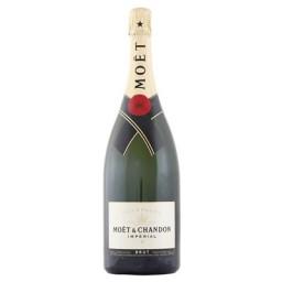 Moet & Chandon Imperial – Brut NV Champagne – 1.5 Litre Magnum
