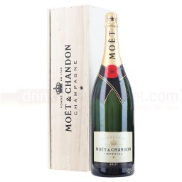 Moet & Chandon Imperial - Brut NV Champagne - 3 Litre Jeroboam