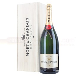 Moet & Chandon Imperial – Brut NV Champagne – 6 Litre Methuselah