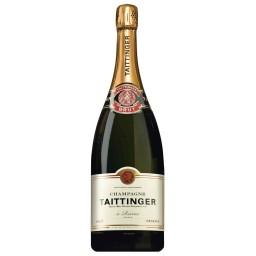 Taittinger – Reserve – Brut NV Champagne – 1.5 Litre Magnum