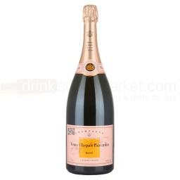 Veuve Clicquot Ponsardin – Rose NV Champagne – 1.5 Litre Magnum