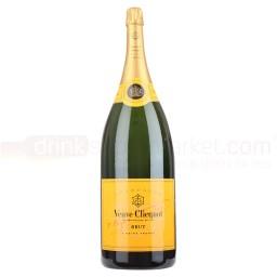 Veuve Clicquot Ponsardin – Yellow Label – Brut NV Champagne – 12 Litre Balthazar
